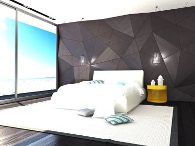 Modern Bedroom Design (11)