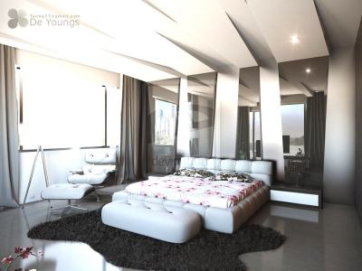 Modern Bedroom Design (5)