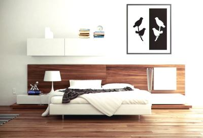 Modern Bedroom Design (10)