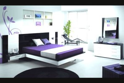 Modern Bedroom Design (9)