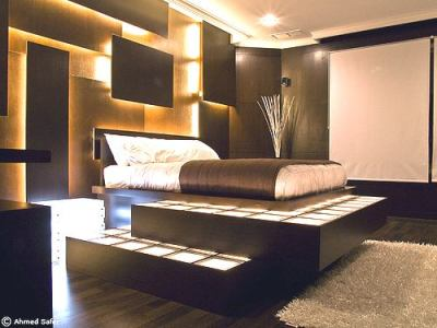 Modern Bedroom Design (6)