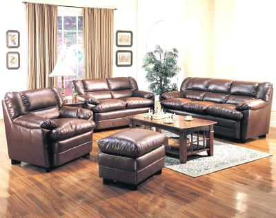 Colors of Living Room Leather Sofa (12)