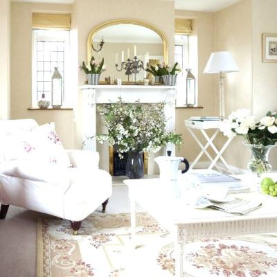 Classic Country Living Room (7)
