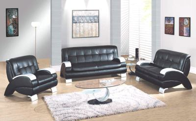 Colors of Living Room Leather Sofa (6)