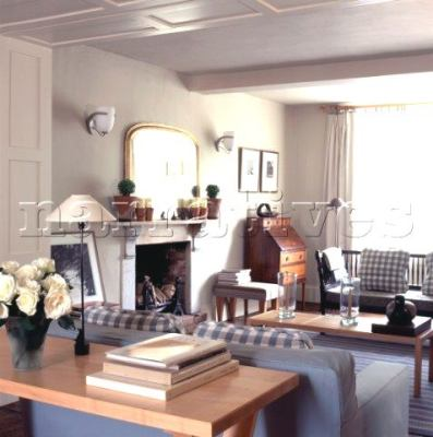Classic Country Living Room (6)