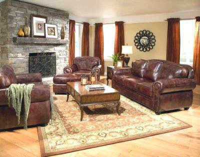 Colors of Living Room Leather Sofa (4)