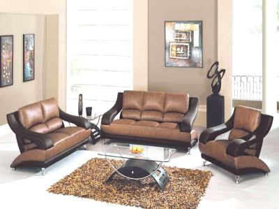Colors of Living Room Leather Sofa (3)