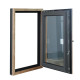 simple double glazed aluminium windows