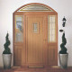 main doors design for Texas home