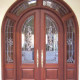 arched front door designs for houses