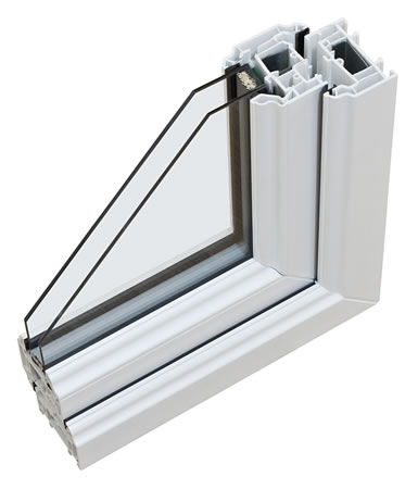 double glazed casement window upvc